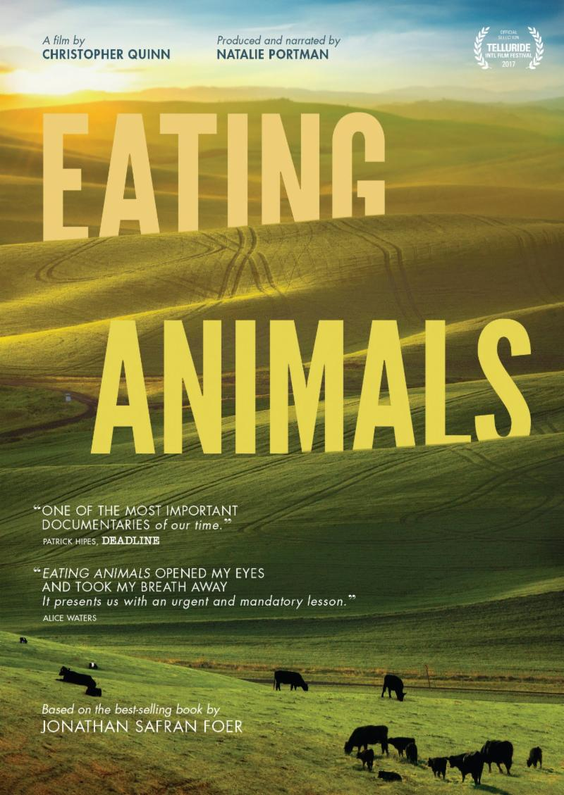 Eating Animals (Blu-ray + DVD + Digital HD)