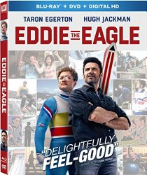 Eddie The Eagle(Blu-ray + DVD + Digital HD)