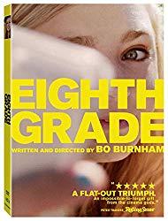 Eight-grade (Blu-ray + DVD + Digital HD)