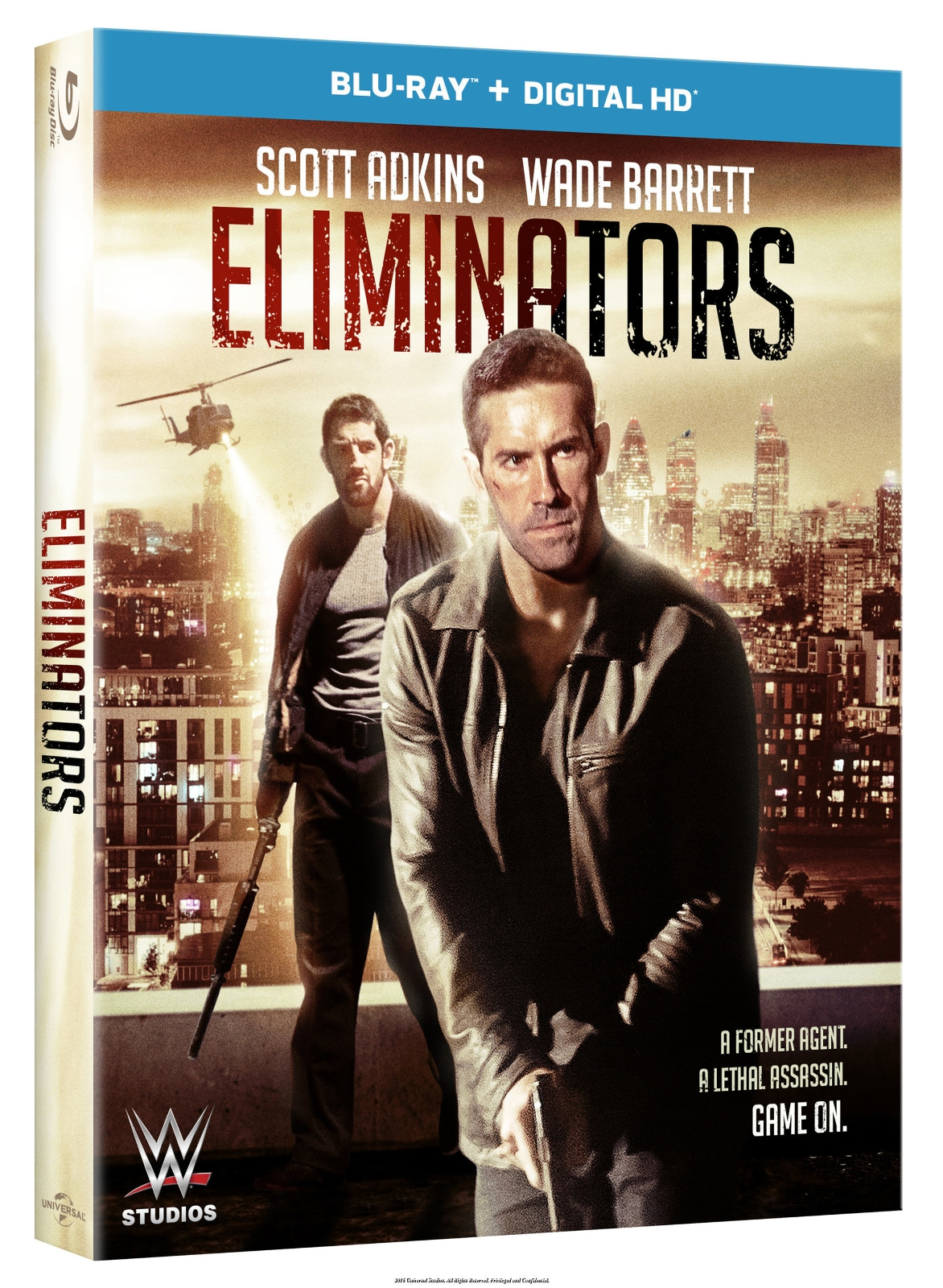 Eliminators Blu-ray Review