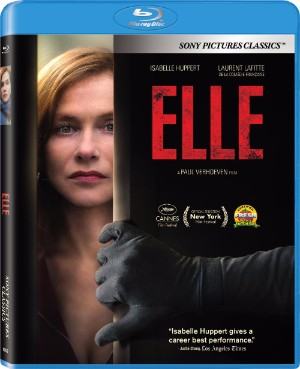 ELLE Blu-ray