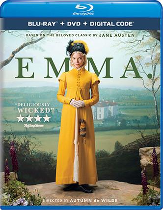 emma (Blu-ray + DVD + Digital HD)