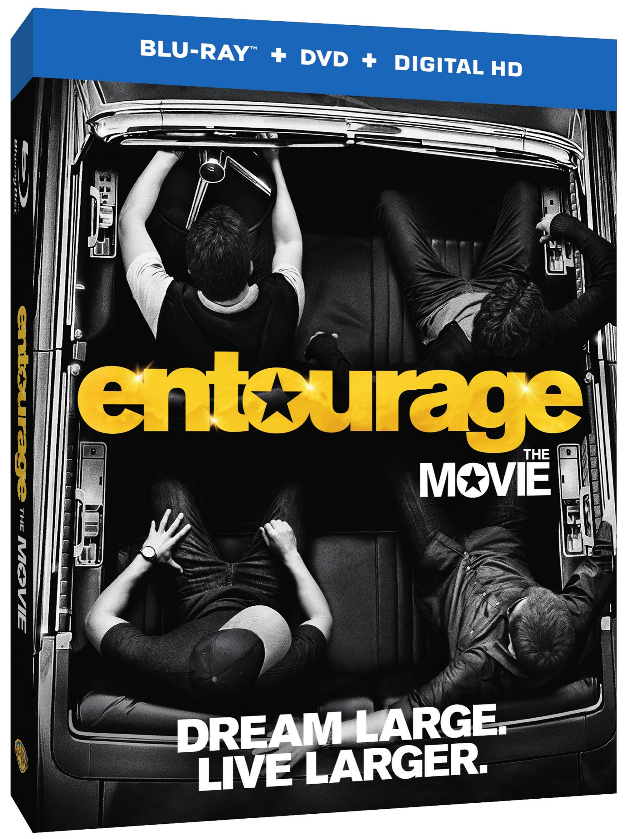 Entourage The Movie Blu-ray Review