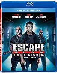Escape Plan 3 (Blu-ray + DVD + Digital HD)