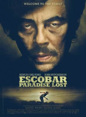 Escobar Paradise Lost Poster
