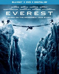 Everest (Blu-ray + DVD + Digital HD)