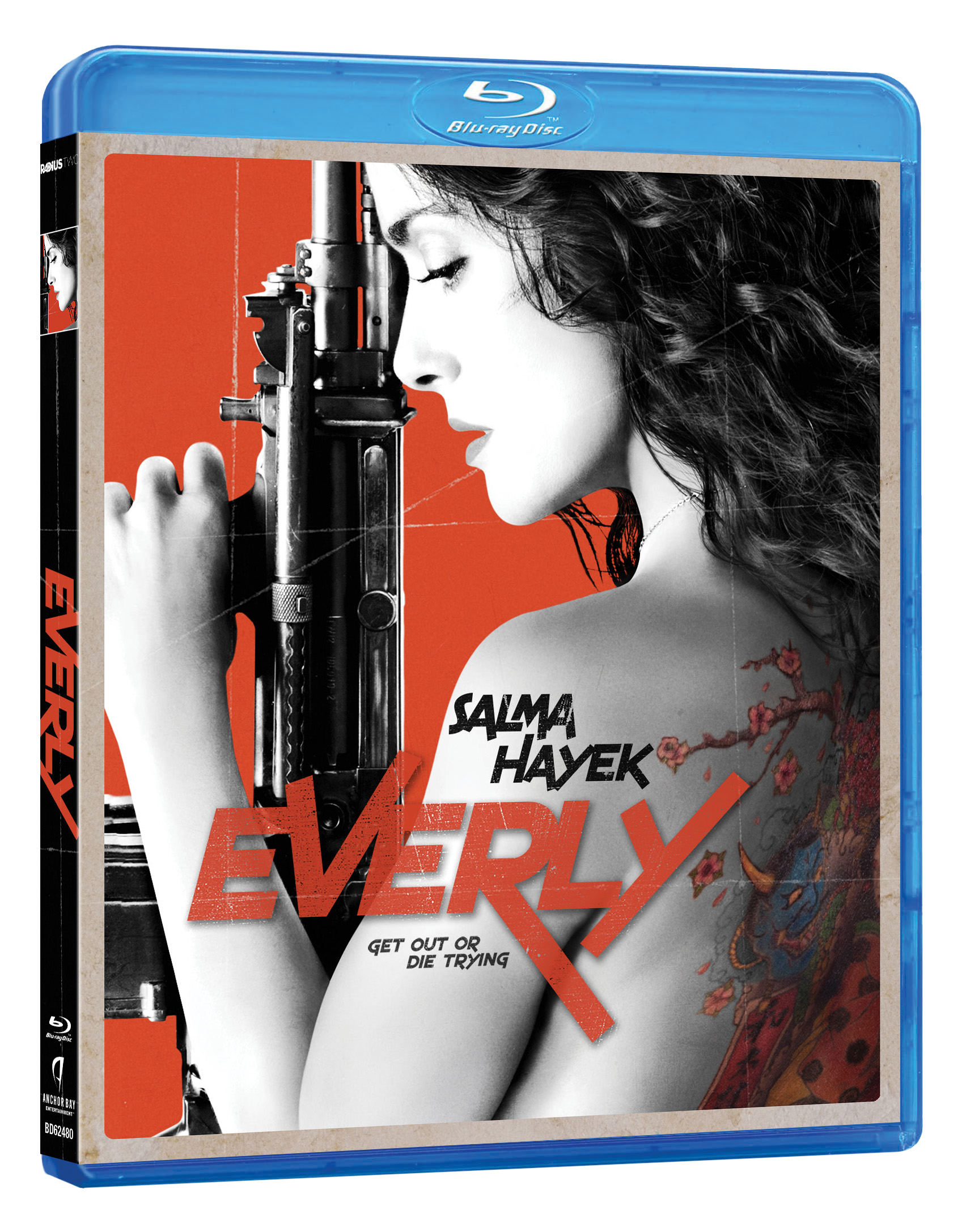 Everly Blu-ray Review