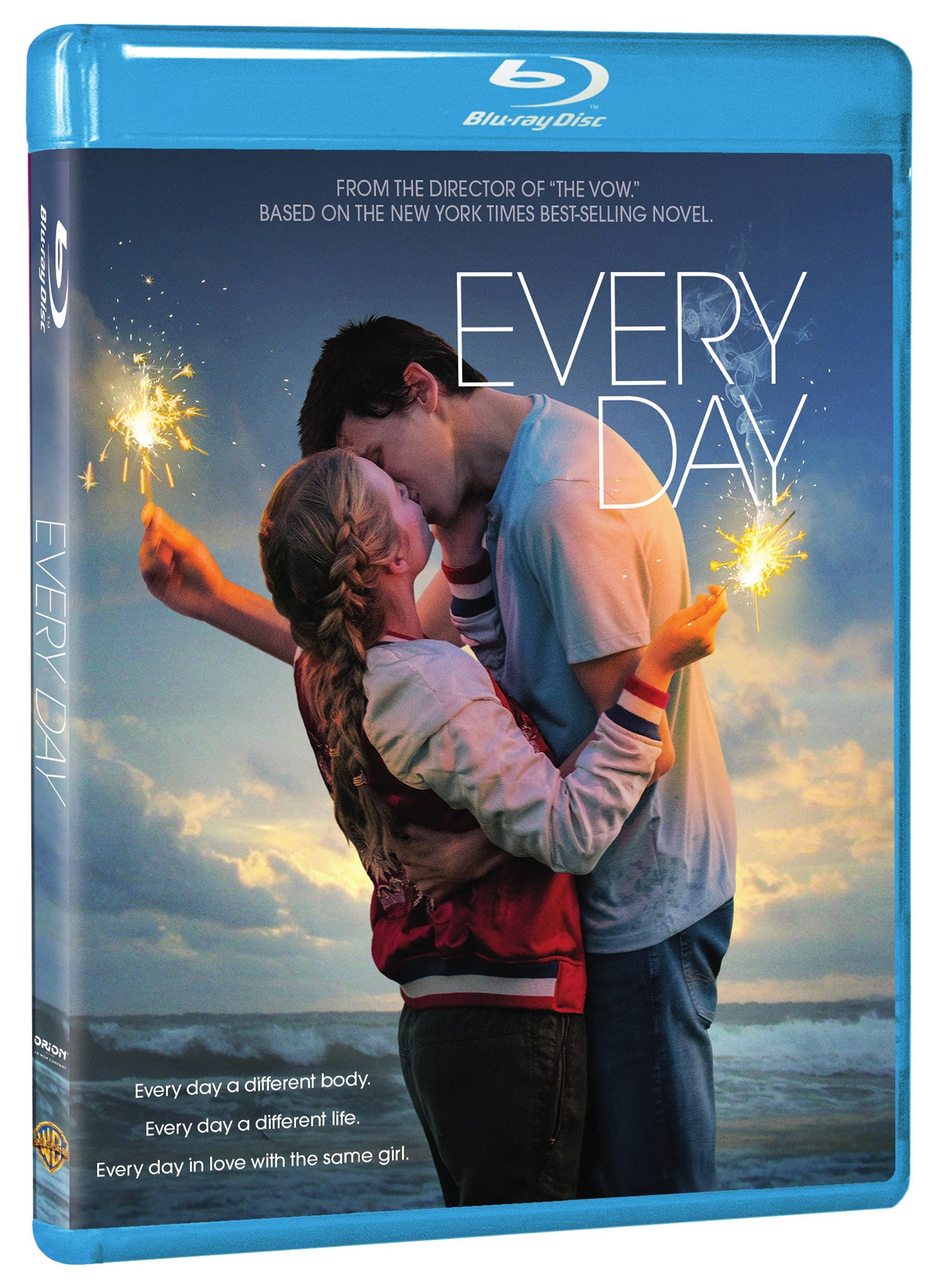 Every Day Blu-ray Review