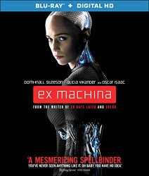 EX-MACHINE (Blu-ray + DVD + Digital HD)