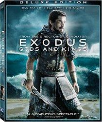 Exodus Gods and Kings (Blu-ray + DVD + Digital HD)