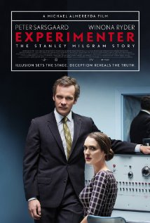 Experimenter Blu-ray Cover