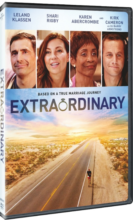 Extraordinary DVD Review