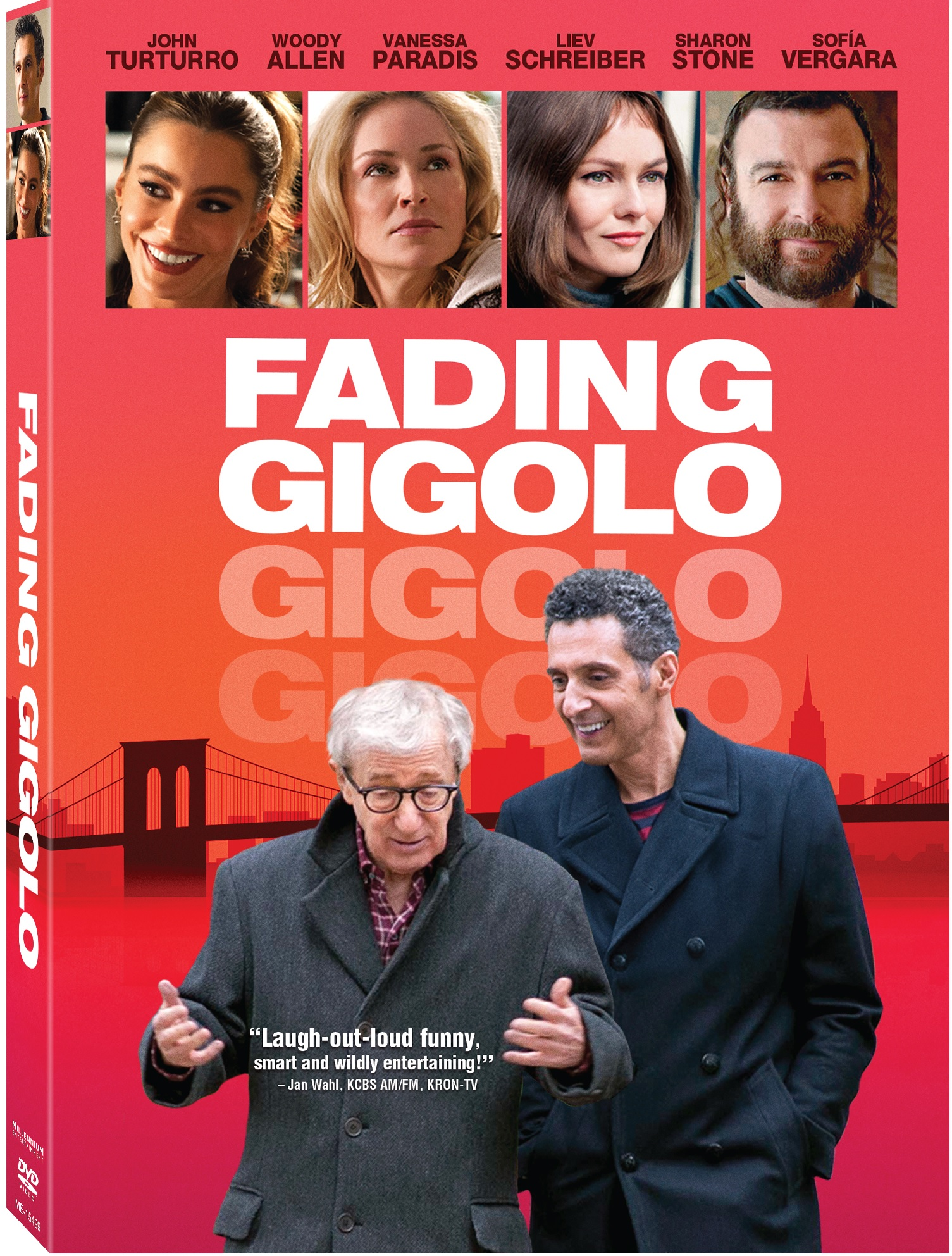 Fading Gigolo Blu-ray Review