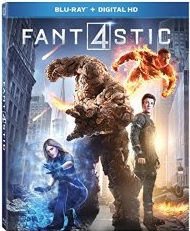 Fantastic 4(Blu-ray + DVD + Digital HD)