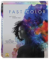 Fast Color (Blu-ray + DVD + Digital HD)