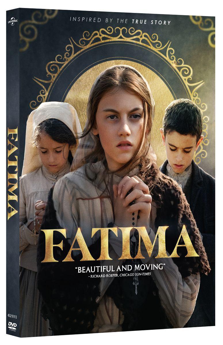 Fatima Blu-ray Review