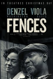 Fences (Blu-ray + DVD + Digital HD)