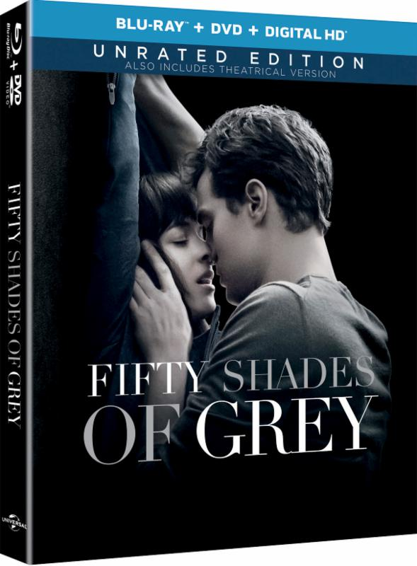 Fifty Shades of Grey Blu-ray Review