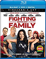 Fightining With Family (Blu-ray + DVD + Digital HD)