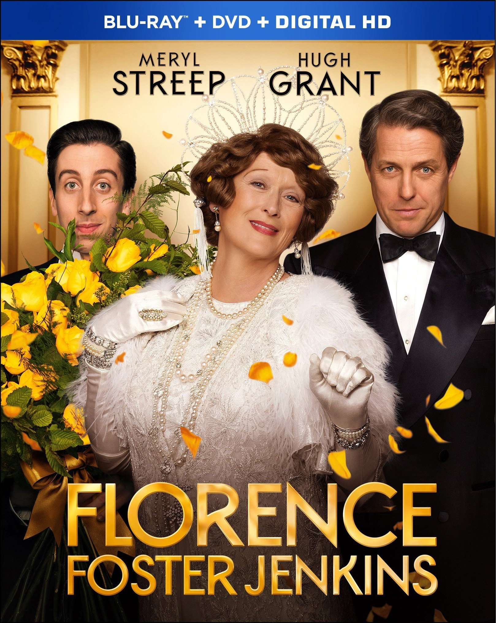 Florence Foster Jenkins Blu-ray Review