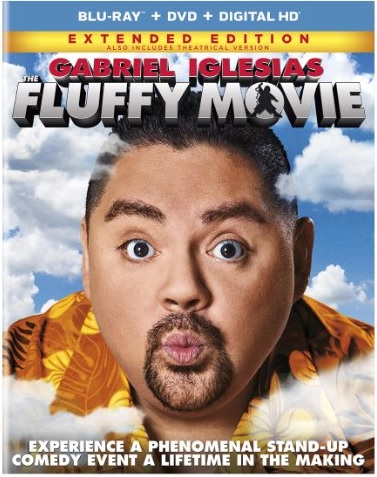 Fluffy Movie (Blu-ray + DVD + Digital HD)