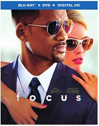 Focus (Blu-ray + DVD + Digital HD)