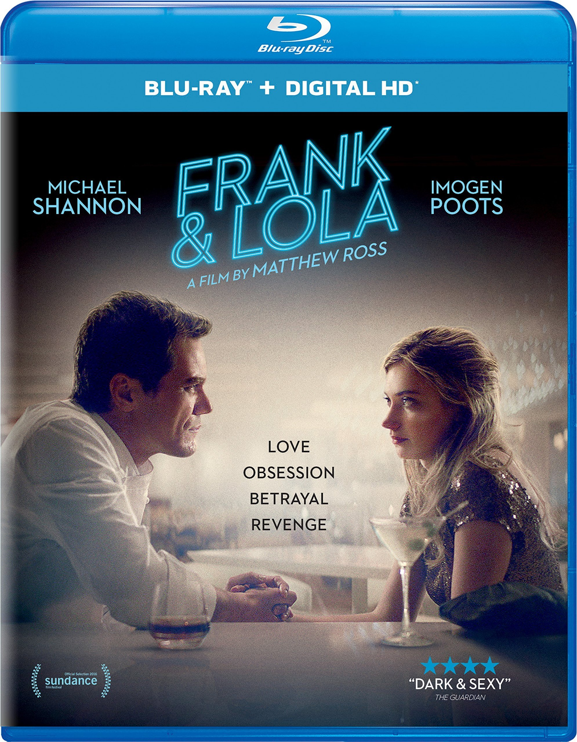 Frank & LolaBlu-ray Review