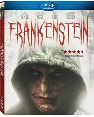 FrankensteinBlu-ray Cover