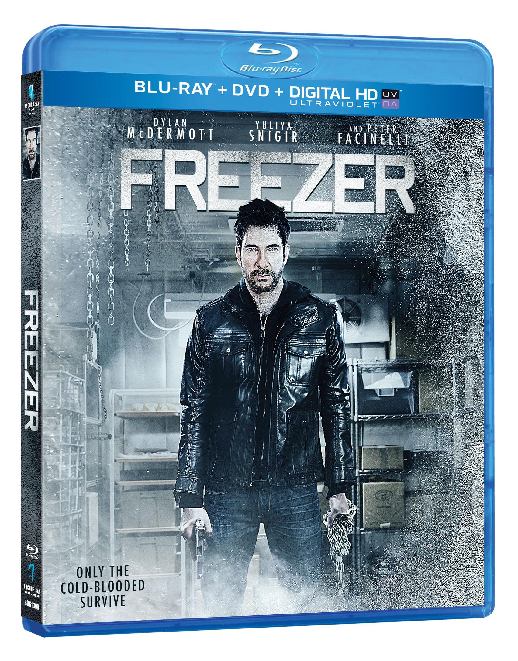 Freezer Blu-ray Review
