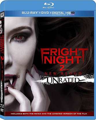 Fright Night 2 Blu-ray