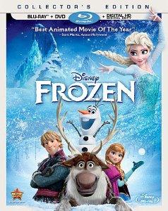 Frozen Blu-ray Release