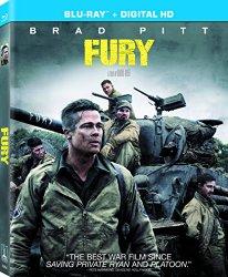 Fury (Blu-ray + DVD + Digital HD)