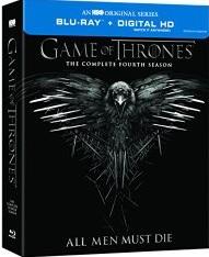 Game of Thrones Season 4 (Blu-ray + DVD + Digital HD)
