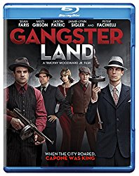 Gangster Land (Blu-ray + DVD + Digital HD)