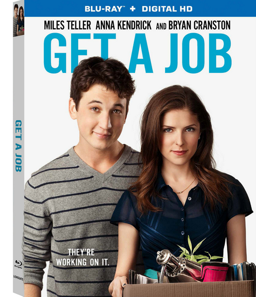 Get A Job Blu-ray Review