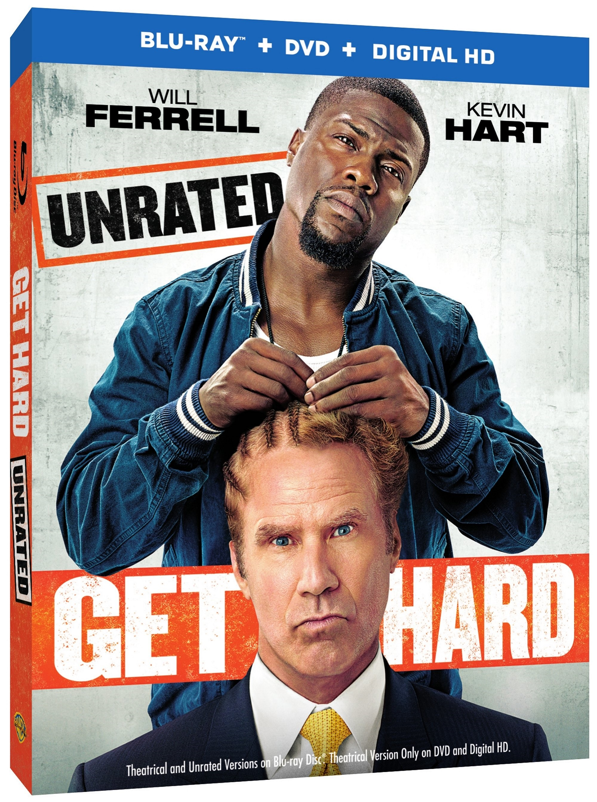 Get Hard Blu-ray Review