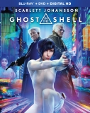 Ghost In The Shell (Blu-ray + DVD + Digital HD)