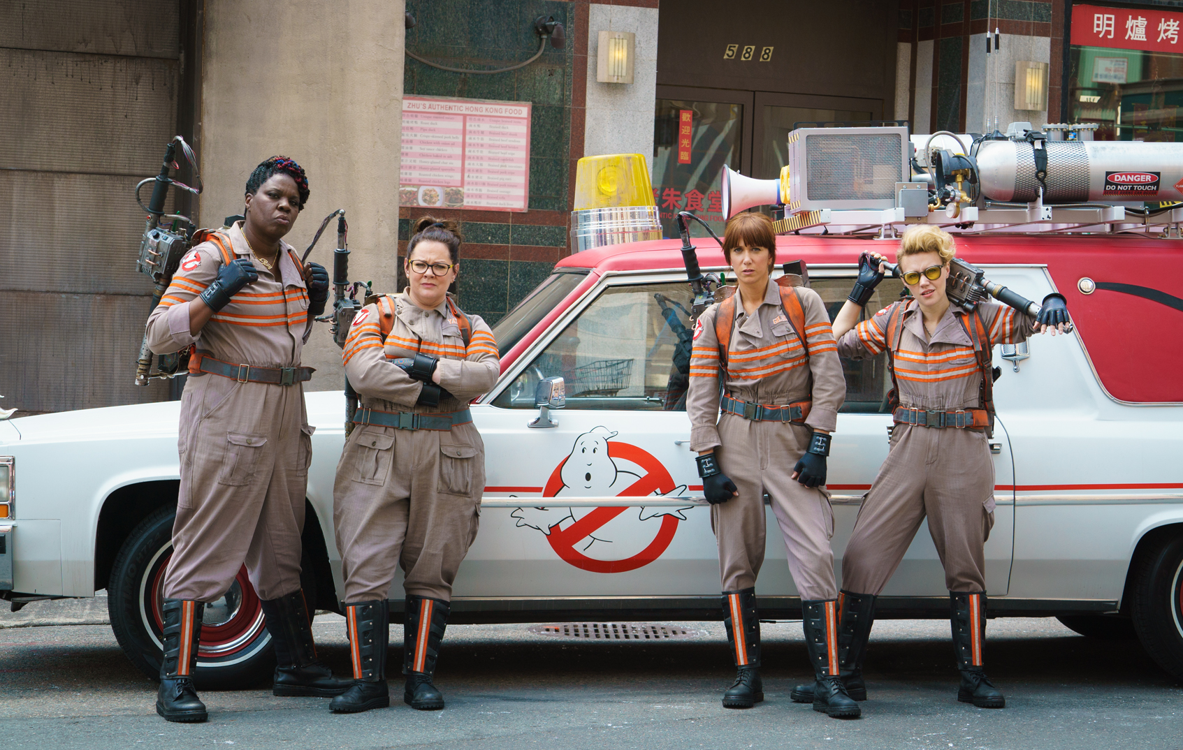Ghostbusters Movie Review