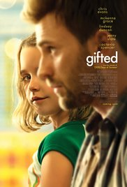 Gifted Blu-ray Cover