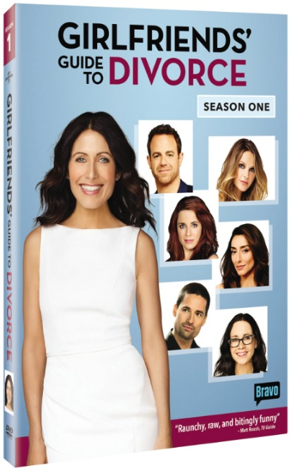 Girlfriend's Guide to Divorce Season One DVD Review