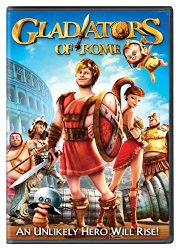 Gladiators of Rome(Blu-ray + DVD + Digital HD)