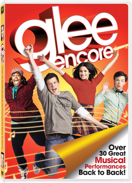 Glee Encore (Twentieth Century Fox Home Entertainment, LLC)