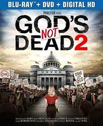 God's Not Dead 2(Blu-ray + DVD + Digital HD)