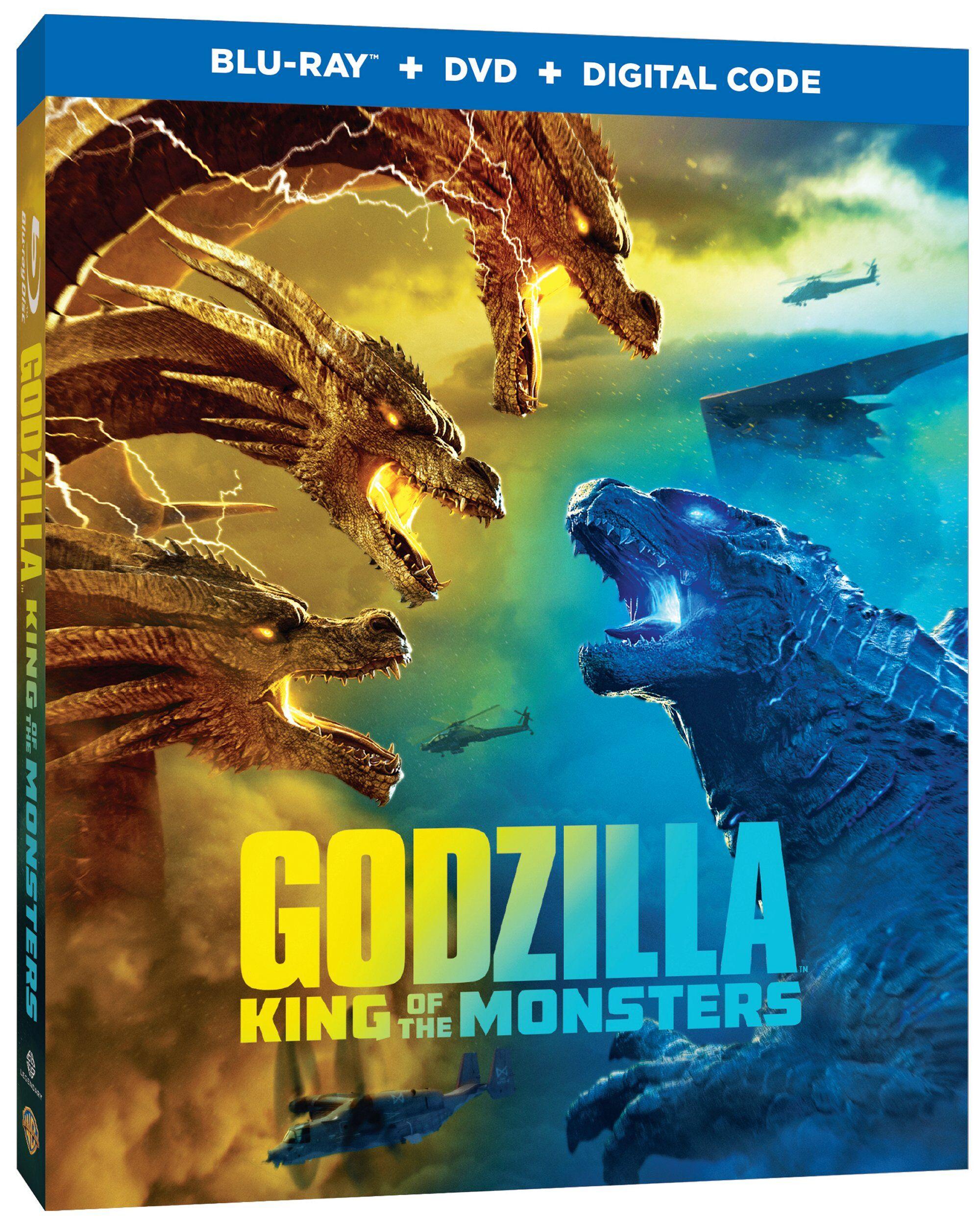 Godzilla King of Monsters Blu-ray Review