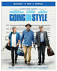 Going In Style (Blu-ray + DVD + Digital HD)