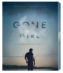 Gone Girl(Blu-ray + DVD + Digital HD)