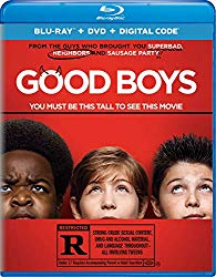 GOOD BOYS Release Poster
