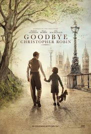 Goodbye Christopher Robin Blu-ray Cover