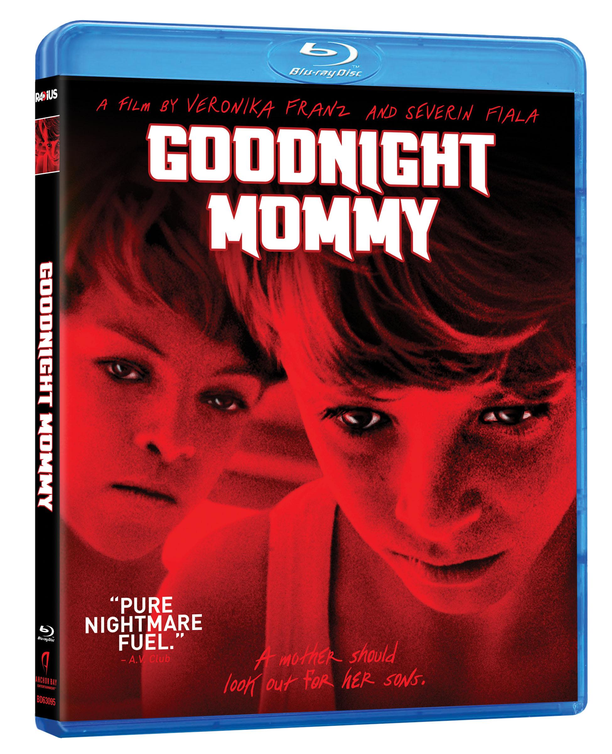 GOODNIGHT MOMMY Blu-ray