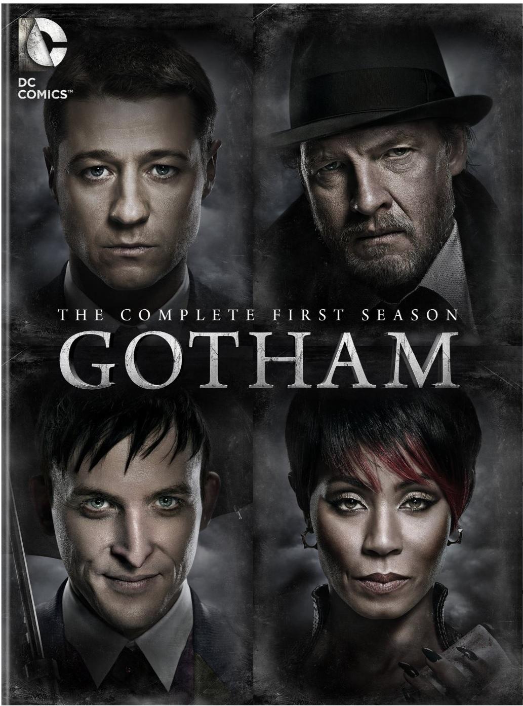 Gotham Season 1 DVD Review